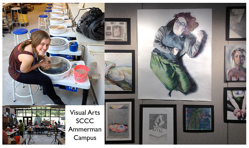 Visual Arts Department Main Image