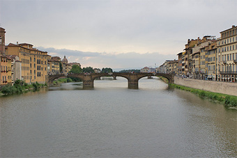 Study Abroad at Suffolk County Community College - Florence, Italy